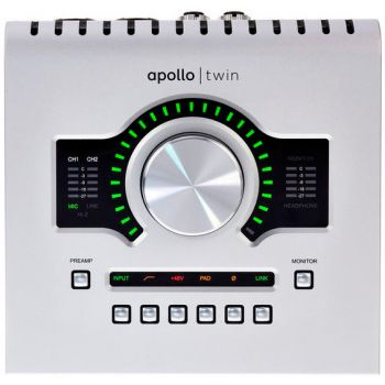 Universal Audio Apollo Twin Duo Usb (Solo para Windows)