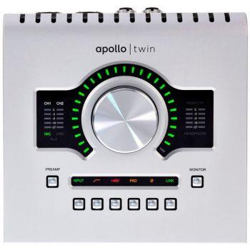 Universal Audio Apollo Twin Duo Usb (Solo para Windows)