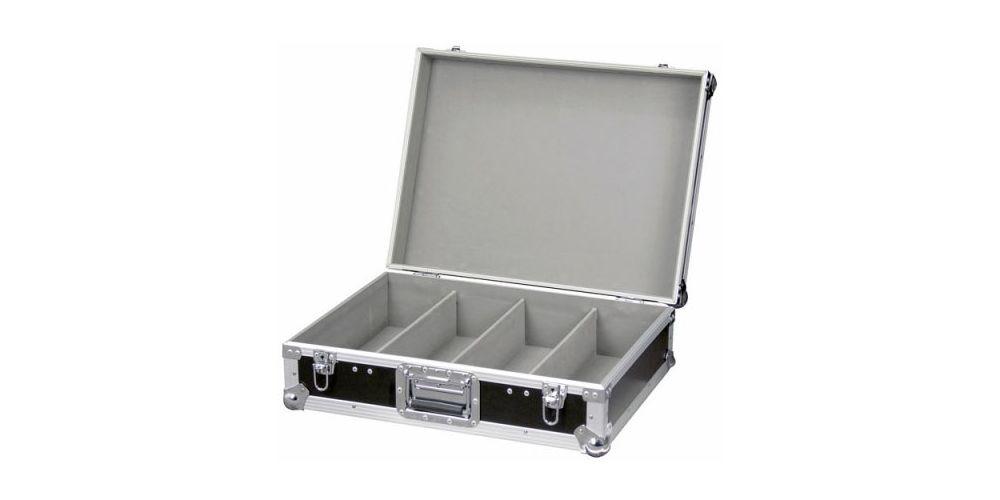 dap audio case for 170 cds d7327b open