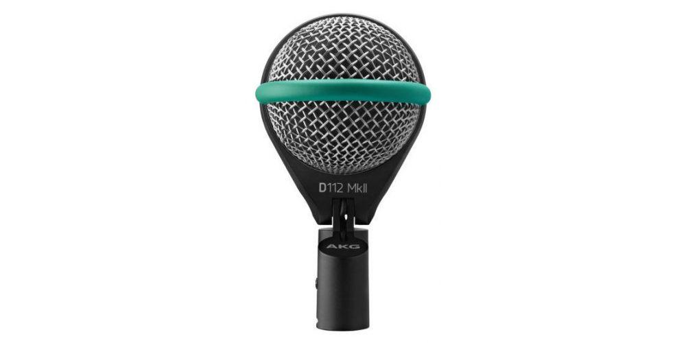 akg d112 mk2 microfono