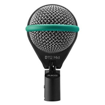 AKG D-112 MK2 Microfono para Bombo Percusion