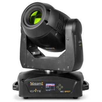 BeamZ Professional IGNITE180 Cabeza Movil Spot LED 2pcs en Flightcase 150370