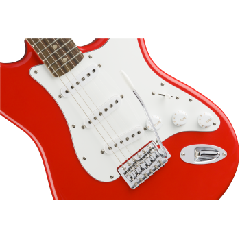 Fender Squier Affinity Stratocaster Race Red Tremolo