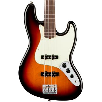 Fender American Pro Jazz Bass RW FL 3 Color Sunburst