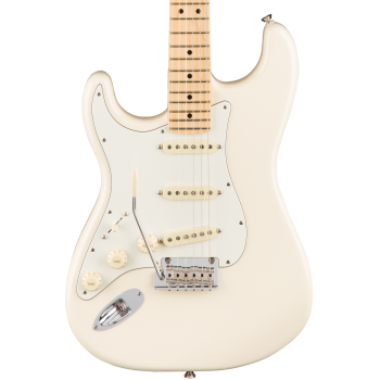 Fender American Pro Stratocaster MN Olympic White LH