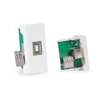 Fonestar WP-45UB Panel de conexión USB B