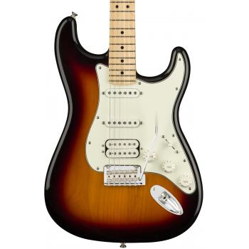 Fender Player Stratocaster MN HSS 3 Tone Sunburst