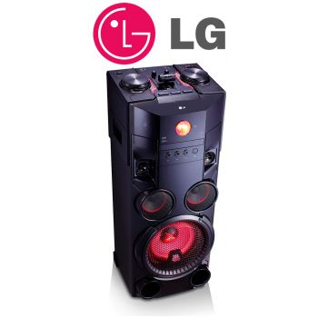 LG OM7560 Cadena HiFi Bluetooth La Bestia 1000W ( REACONDICIONADO )