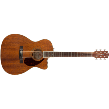 Fender PM-3 Standard Triple 0 All Mahogany Guitarra Acústica