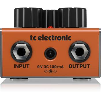Tc electronic CHOKA TREMOLO, Pedal de Efectos