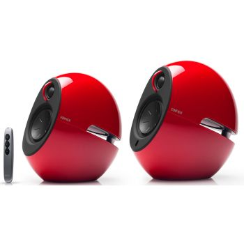 Edifier Luna Eclipse E25HD Red altavoces Hifi de diseño