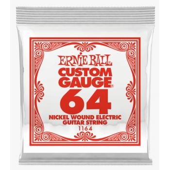 Ernie Ball 1164 Slinky Entorchada Cuerda Para Guitarra Electrica 064