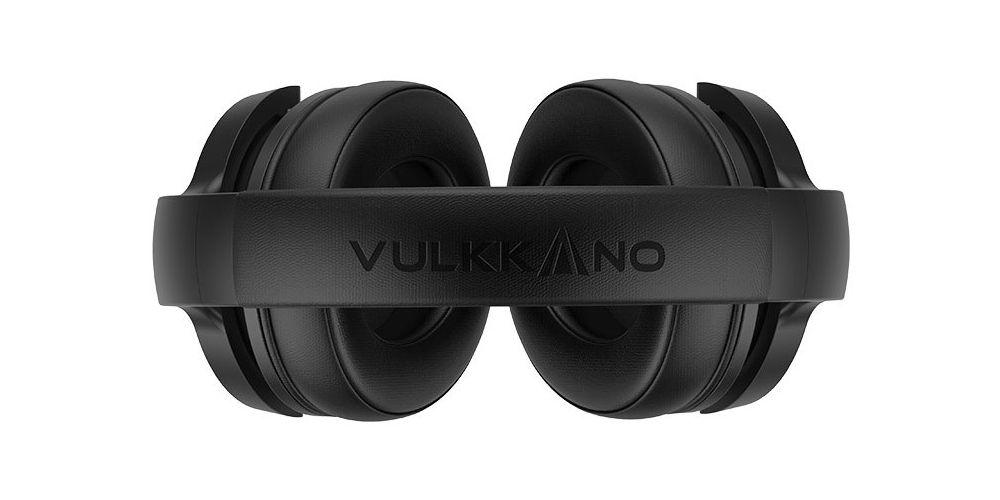 vulkkano AIR ANC Negro auriculares bluetooth cancelacion ruido