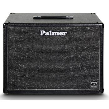 Palmer Cab 112 Rwb Caja 1 X 12 Con Eminence Red White And Blues 8 Ohmios