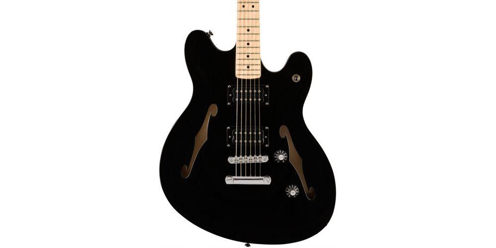 Fender SQ Affinity Starcaster MN BK