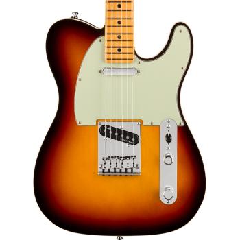 Fender American Ultra Telecaster MN Ultraburst