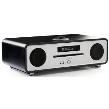 Ruark R4MK3 Black Radio CD Fm Dab Bluetooth 20W
