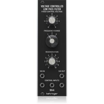 BEHRINGER 904A Modulo Filtro paso Bajo y Controlador Voltaje