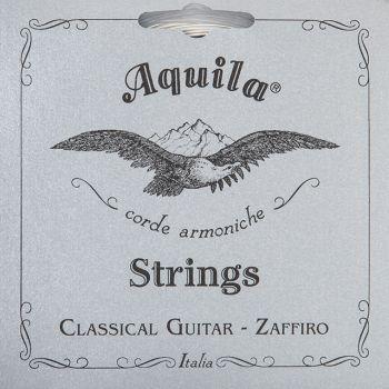 Aquila129-C Zaffiro Cuerdas Guitarra Clásica Tensión Normal