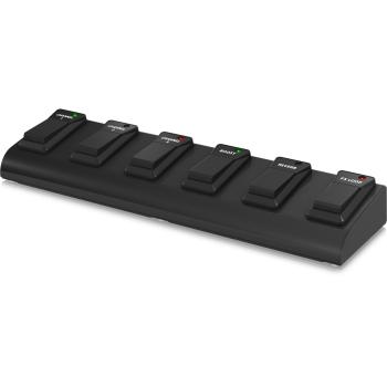 BUGERA FSB106A Pedal Footswitch para Amplificadores Bugera TRIREC