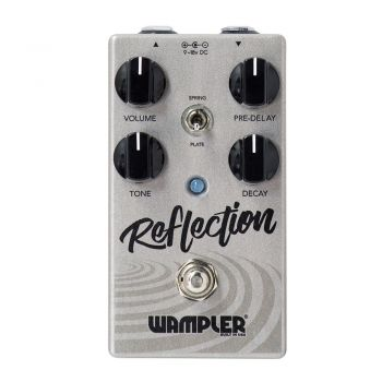 Wampler Reflection Reverb Digital Pedal de Efectos