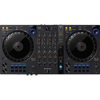 Pioneer Dj DDJ-FLX6 Controlador Dj de 4 canales para Rekordbox y Serato DJ Pro