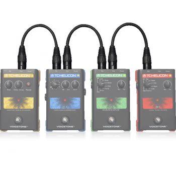 Tc Helicon Singles Connect Kit Cable de Audio y Alimentacion
