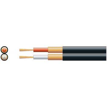 Mercury Bobina de Cable Paralelo de Señal 4.0 x 8.0mm 100 Metros