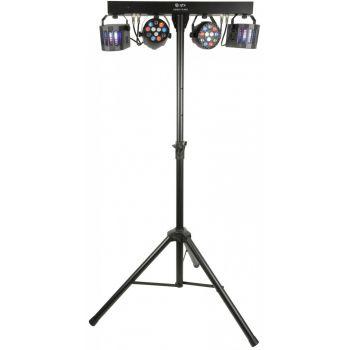 Qtx DERBY FX BAR Sistema de Barra PAR LED