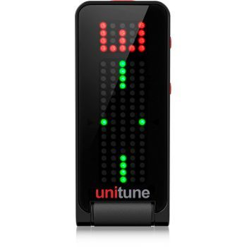 Tc electronic UniTune Clip Noir Tuner