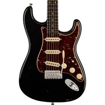 Fender Custom Shop Postmodern Stratocaster Journeyman Relic RW Aged Black