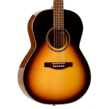 Simon & Patrick luthier Woodland Pro Folk Sunburst HG. Guitarra Acústica