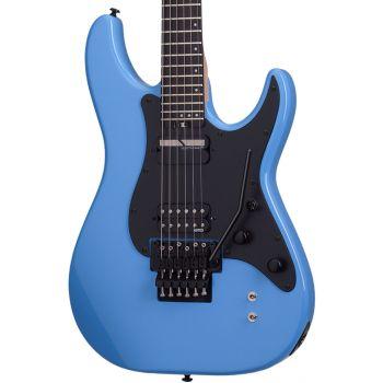 Schecter Sun Valley Super Shredder FR-S Riviera Blue. Guitarra Eléctrica