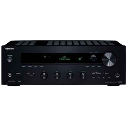 onkyo tx 8050 receiver negro