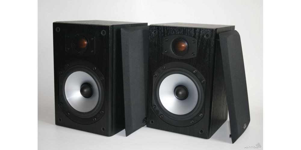 monitor audio mr1 black tapas