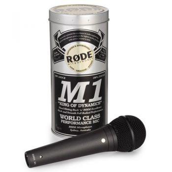 RODE M1 Microfono Vocal Dinamico