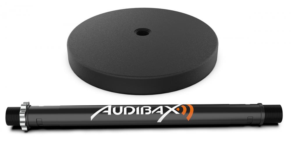 audibax SM45 soporte micro mesa negro accesorios oferta