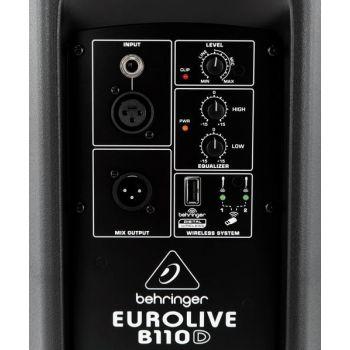 BEHRINGER B110D Eurolive, Altavoz Activo 10