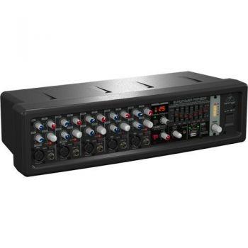 BEHRINGER PMP550 M, Mezclador Amplificado Behringer PMP-550 M Und