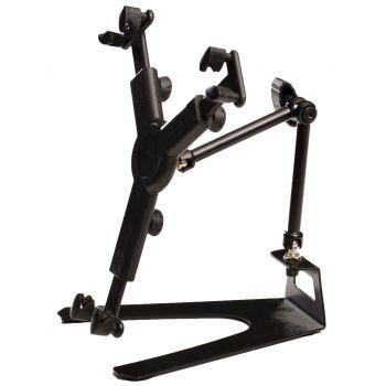 Audibax IPAD STAND,Soporte Tablet para Soporte de Microfono, RF:613