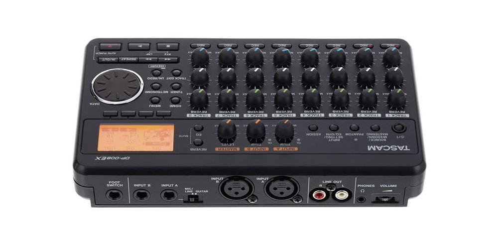 comprar TASCAM DP008EX