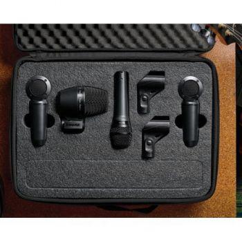SHURE PGA DRUM KIT4 Juego de micrófonos para Bateria