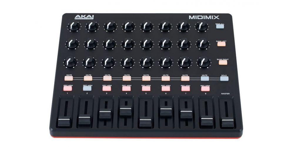 AKAI MIDImix Mezclador Midi