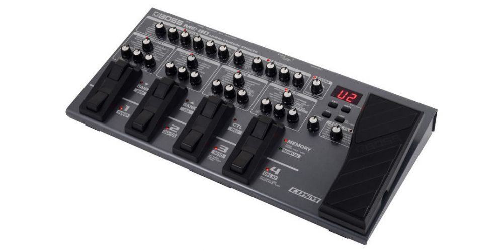 Boss ME 80 Pedal Multiefectos