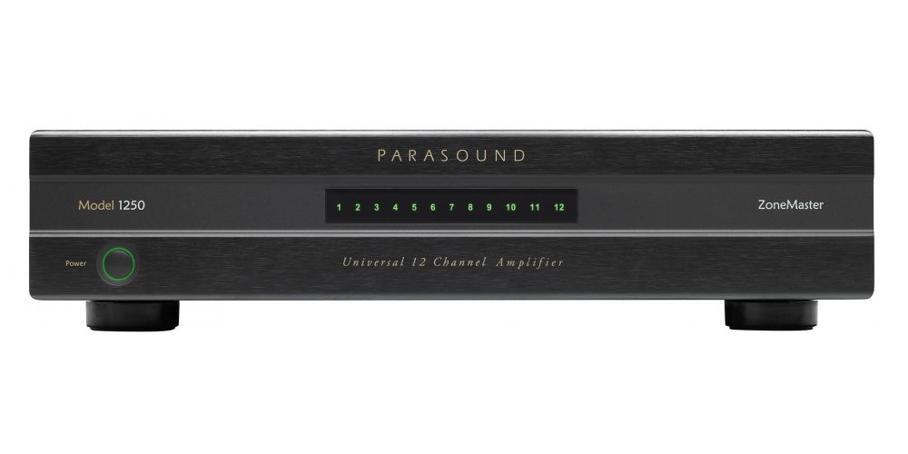 parasound model 1250 multicanal