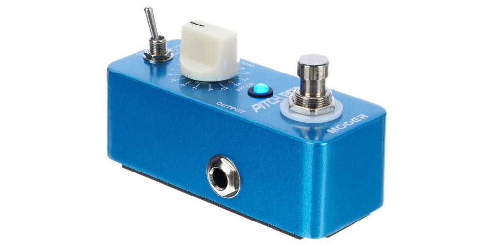 mooer pitch box lateral
