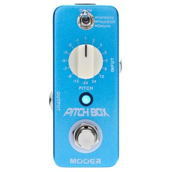 Mooer Pitch Box Pedal