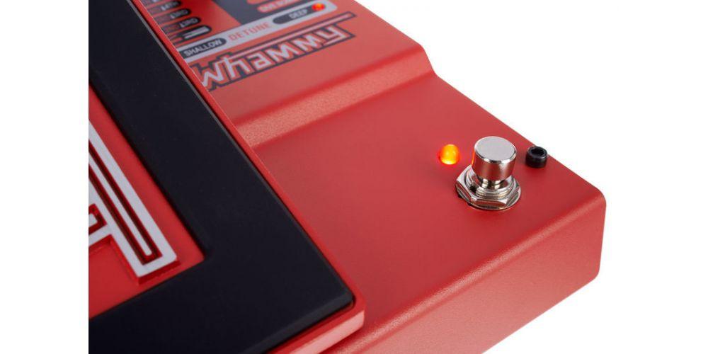 DigiTech Whammy 5 Pedal de Efectos para Guitarra