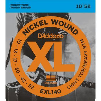D Addario EXL-140 (010-052) Cuerdas Guitarra Eléctrica