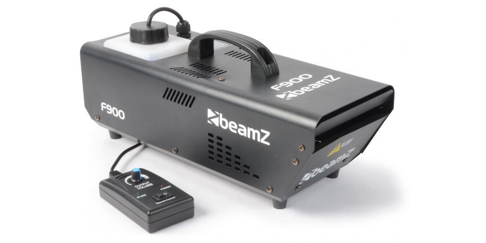 BEAMZ F900 Maquina de neblina con control de nivel 160507